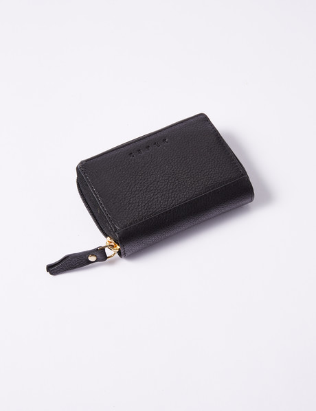 Carte Small Zippy Wallet, Black product photo
