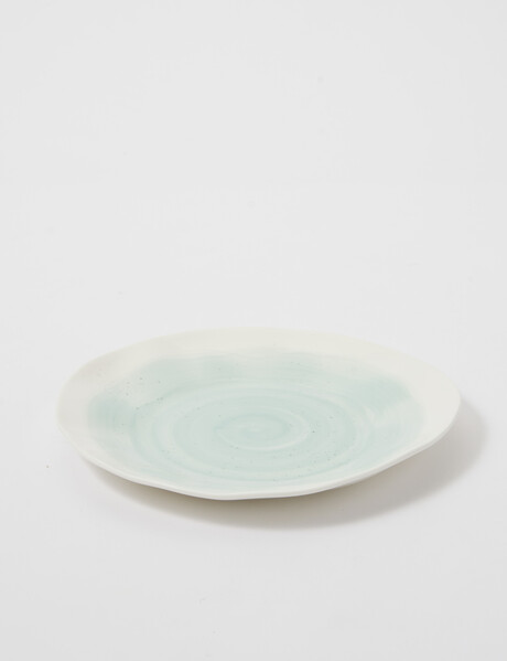 Cinemon Pinto Side Plate, Sage, 21cm product photo