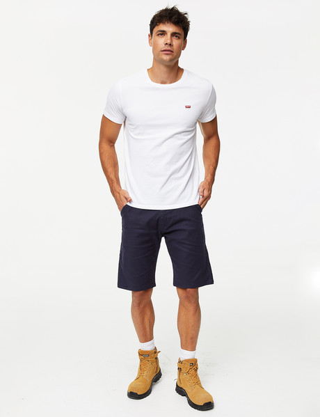 Levis 505 Utility Workwear Short, Navy product photo