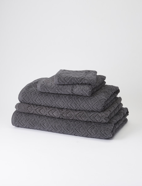 Kate Reed Liberty Towel Range, Charcoal product photo