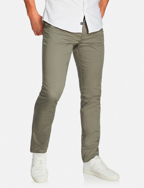 Connor Milton Stretch 5-Pocket Pant, Grey product photo