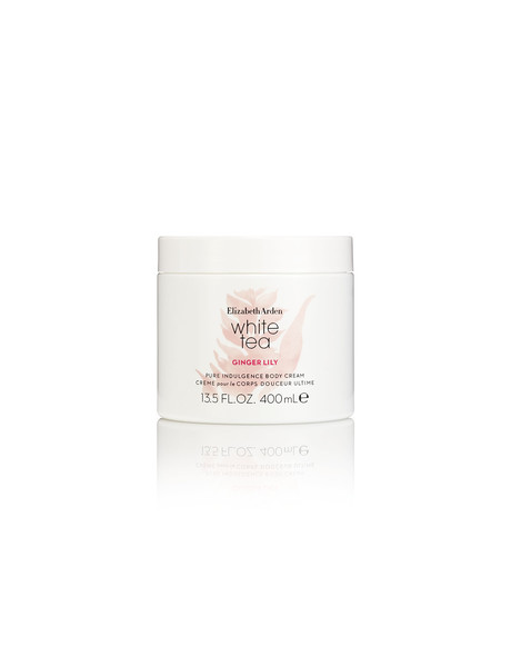 Elizabeth Arden White Tea Ginger Lily Body Cream, 400ml product photo