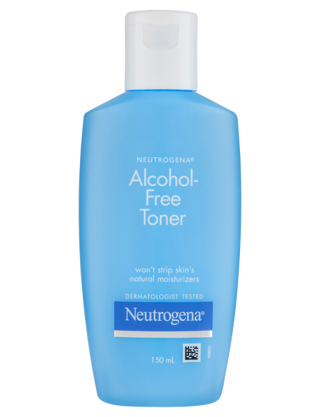 Neutrogena Toner Alcohol-Free, 150ml product photo