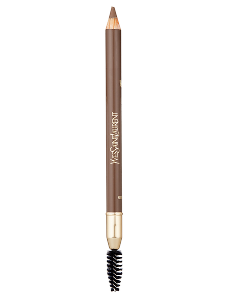 Yves Saint Laurent Eyebrow Pencil, Glazed Brown product photo
