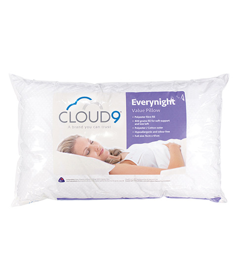 Cloud 9 Everynight Pillow