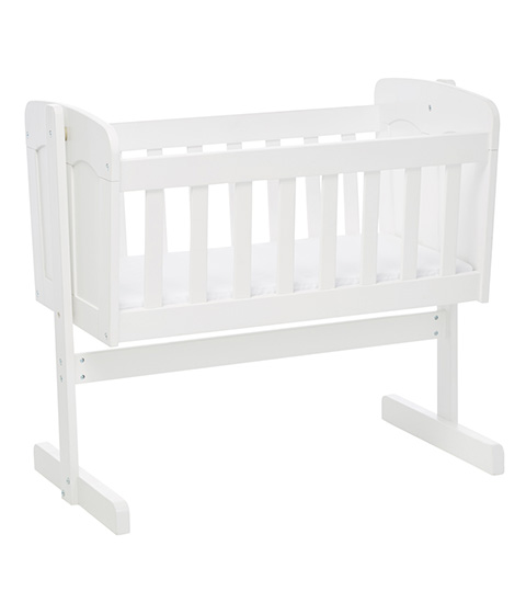 Sunbury Bassinet & Mattress