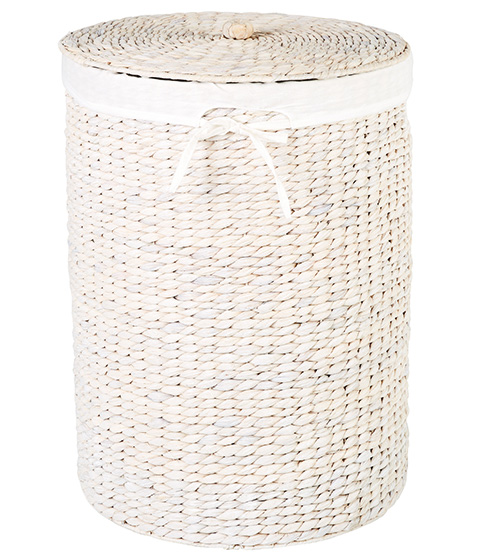Haven Laundry Saint Hamper with Liner
