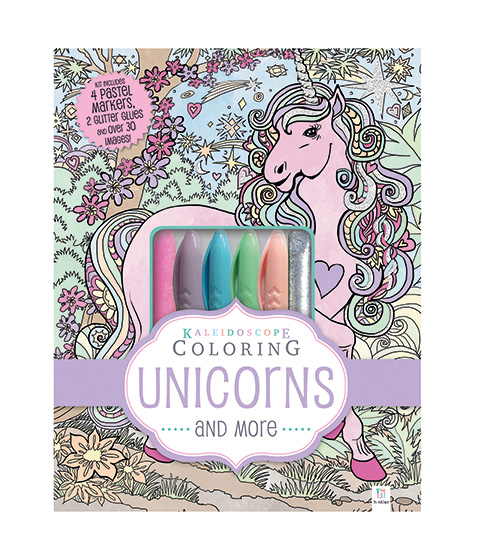 Keleidoscope Colouring Kit