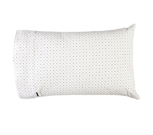 Linen House Dots Cotton Standard Pillowcase