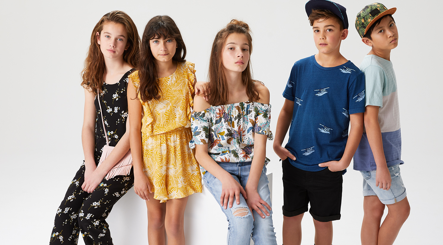 Kids' Fashion New Season