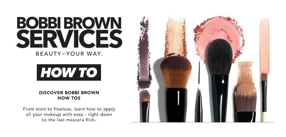 Bobbi Brown How To Farmers