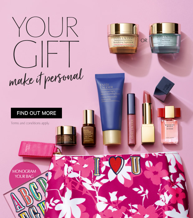 Estée Lauder - Your Gift