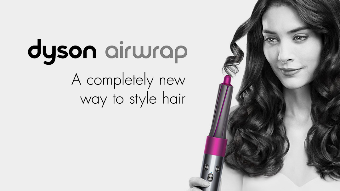 Introducing the Dyson Airwrap
