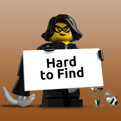 LEGO Hard to Find