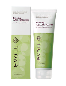 Evolu Renewing Facial Exfoliator, 125ml product photo