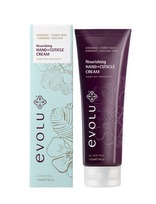 Evolu Nourishing Hand and Cuticle Cream, 125ml product photo