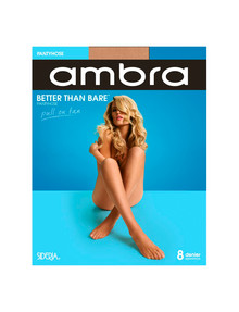 Ambra Better Than Bare Tight, 8 Denier, Bondi Buff product photo