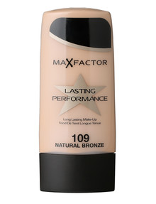 Max Factor Lasting Performance Foundation Natural Bronze product photo