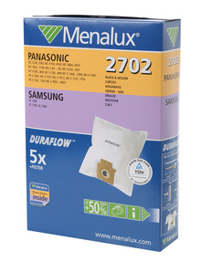 Menalux Vacuum Bag 2702 product photo