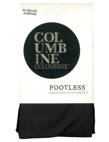 Columbine Footless Tight, 50 Denier product photo