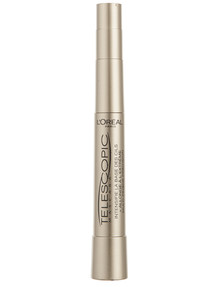 L'Oreal Paris False Lash Telescopic Mascara Black product photo