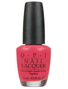 OPI Charged Up Cherry, 15ml product photo