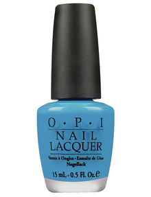 OPI No Room For The Blues, 15ml product photo