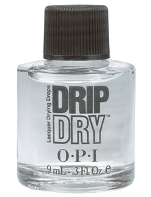 OPI Drip Dry Lacquer Drops, 9ml product photo