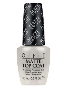 OPI Matte Top Coat, 15ml product photo