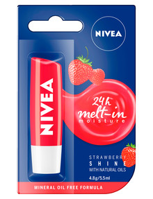 Nivea Lip Care Strawberry product photo