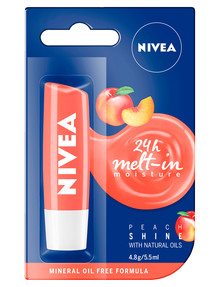 Nivea Lip Care Peach product photo