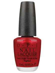 OPI Russian Collection An Affair In Red Square, 15ml product photo