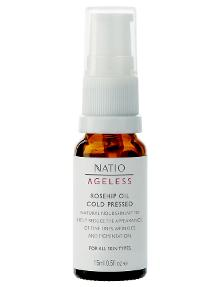 Natio Ageless Rosehip Oil Cold Pressed, 15ml product photo