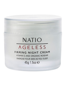 Natio Ageless Firming Night Cream, 45g product photo