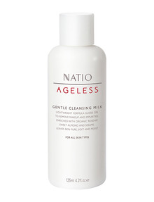 Natio Ageless Gentle Cleansing Milk, 125ml product photo