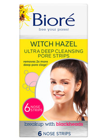 Biore Ultra Nose Strips, 6-Piece product photo