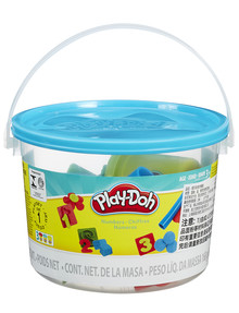 Playdoh Mini Bucket - Assorted product photo