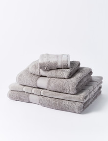 Sheridan Luxury Egyptian Towel Range, Cloud Grey product photo