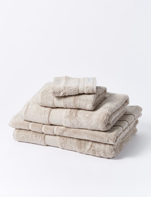 Sheridan Luxury Egyptian Towel Range, Silver product photo