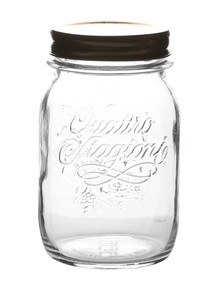 Bormioli Rocco Quattro Stagioni Preserving Jar, 500ml product photo