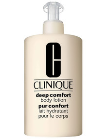 Clinique Deep Comfort Body Lotion with Pump product photo
