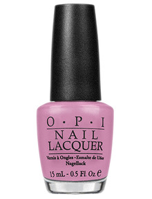 OPI Lucky Lucky Lavender, 15ml product photo