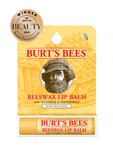 Burts Bees Lip Balm, Beeswax product photo