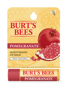 Burts Bees Lip Balm, Pomegranate product photo