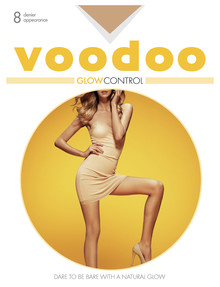 Voodoo Glow Control Pantyhose, 8 Denier product photo