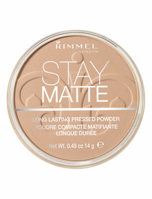 Rimmel Stay Matte Pressed Powder - Transparent product photo