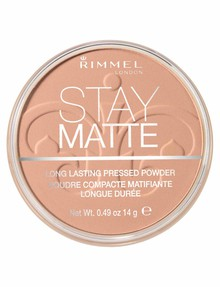 Rimmel Stay Matte Pressed Powder product photo