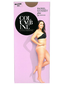 Columbine Panel Gusset, 15 Denier Pantyhose product photo