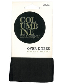 Columbine Opaque Over The Knee, 50 Denier product photo