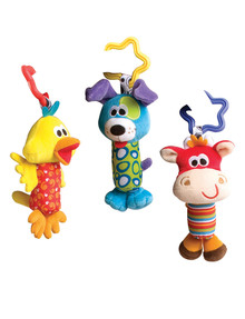 Playgro Tinkle Trio product photo